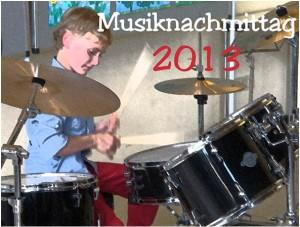 Musiknachmittag 2013